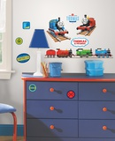 Thomas the Tank Engine Peel & Stick Wall Decals Autocollant mural