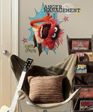 Muppets - Animal Peel & Stick Giant Wall Decal w/Augmented Reality Wall Decal