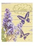 Lilac Garden Posters by Bella Dos Santos