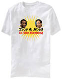 Community - Troy & Abed T-shirts