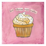 Eat Cake Giclee Print by Studio Voltaire