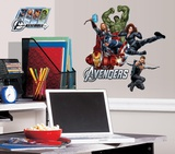 Avengers Peel & Stick Wall Decals Wall Decal