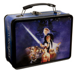 Star Wars - Return of the Jedi Tin Lunchbox Lunch Box