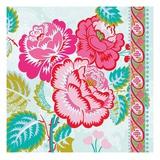 Rosey Florals Prints by Violet Leclaire