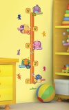 Backyardigans Peel &amp; Stick Growth Chart Wall Decal