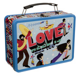 The Beatles - All You Need Is Love Tin Lunchbox Lunch Box