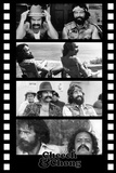 Cheech and Chong Filmstrip Movie Poster Print