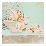 Elegant Lily Prints by Anastasia Ricci