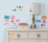 Lalaloopsy Peel &amp; Stick Wall Decals Wall Decal