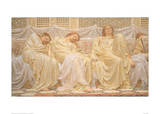 Dreamers Giclee Print by Albert Joseph Moore