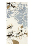 Damask Cherry Blossoms 3 Giclee Print by Norman Wyatt Jr.