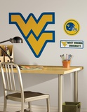 West Virginia University Peel &amp; Stick Giant Wall Decals Wall Decal