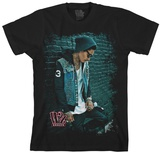 Wiz Khalifa - Alley Way (Slim Fit) T-shirts