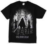 The Walking Dead - Micheonne Walkers T-shirts