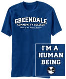 Community - Human Beings T-Shirts