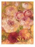 Flower Abundance 1 Posters by Vera Hills