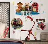 Muppets Peel & Stick Wall Decals Wall Decal