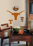 University of Texas Peel & Stick Giant Wall Decals Mode (wallstickers)