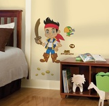 Jake &amp; the Neverland Pirates Peel &amp; Stick Giant Wall Decal Wall Decal