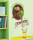 Muppets - Kermit Peel & Stick Giant Wall Decal Wall Decal