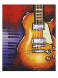 Electric Giclee Print by Bruce Langton