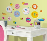 Lalaloopsy Polka Dots Peel & Stick Wall Decal Wall Decal
