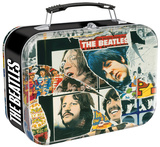 The Beatles - Anthology Large Tin Lunchbox Lunch Box