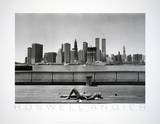 New York, 1986 Prints by Roswell Angier