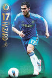 Eden Hazard - Chelsea FC Print