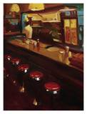 New York Deli Posters by Pam Ingalls