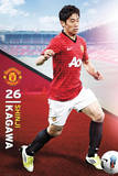 Shinji Kagawa - Manchester United Photo