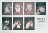 What's a Warhol Collectable Print by Andy Warhol