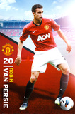 Robin van Persie - Manchester United Posters