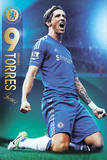 Fernando Torres - Chelsea FC Posters