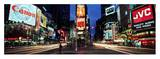 Times Square, New York City Poster van Richard Berenholtz