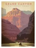 Parc national du Grand Canyon Affiches par  Anderson Design Group