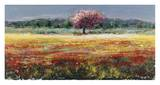 L'albero rosa Prints by Luigi Florio