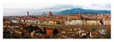 Panoramic view of Florence Prints by Vadim Ratsenskiy