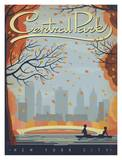 Central Park NYC Posters by  Anderson Design Group