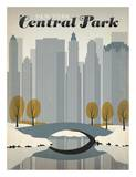 Central Park Láminas por Anderson Design Group