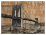 Brooklyn Bridge 2 Prints by Dario Moschetta