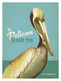 Pelican Pub Posters by  Anderson Design Group