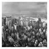 Panorama Nowego Jorku Reprodukcje