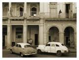 Paseo del Marti, Cuba, 1996 Kunst af Jeremy Horner