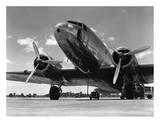 Avión comercial de los años 1940 Láminas por H. Armstrong Roberts