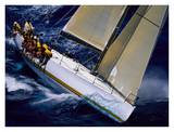 Sailing Boat Prints by Sharon Green