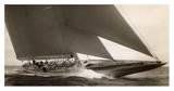 Edwin Levick - J Class Sailboat, 1934 Obrazy