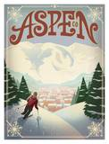 Aspen Poster by  Anderson Design Group