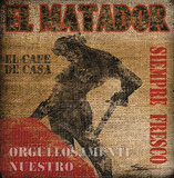 El Matador Posters af Shawn Shelton