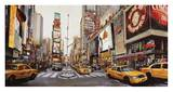 Times Square Perspective Prints by John B. Mannarini